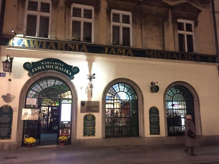 Restaurante Jama Michalika