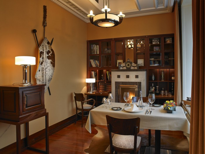 Cigar Room private dining