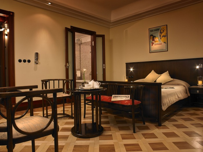 Executive Double Room_Vienesse style