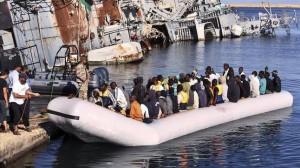 libia puerto